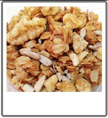 バニラウォルナット グラノーラ * Vanilla Walnut Granola 270g