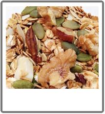 ヘルシークランチ グラノーラ * Healthy Crunch Granola 270g